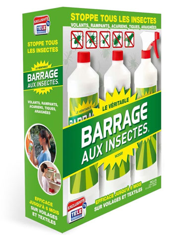 barrage insectes w2000